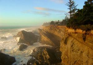 Coast near Cape Arago