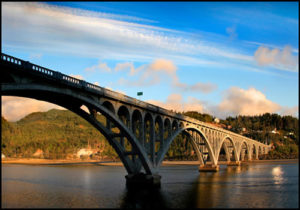 Gold Beach Rogue River Bridge