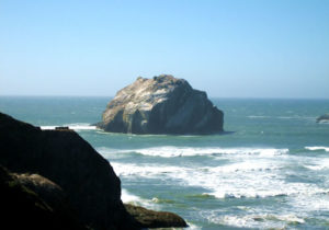 Face Rock off of Bandon, south of town