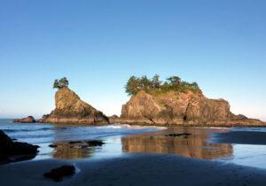 Secret Beach North of Brookings