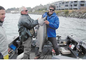 Rogue River fishing