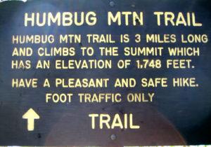 Humbug grail