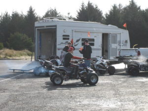 Dunes ATV Camping