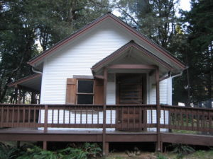 Packers Cabin